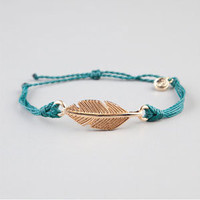 PURA VIDA Feather Bracelet