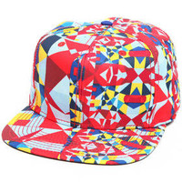 Regalia Rouge Snapback Cap by Crooks & Castles