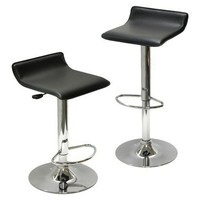 Airlift Adjustable Stool - Set of 2
