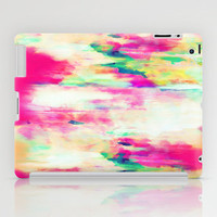Electric Haze iPad Case by Amy Sia | Society6