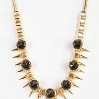 Flutter By Jill Golden Reed Necklace