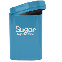 SUGAR (MIGHT BE SALT) TIN
