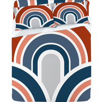 DENY Designs Home Accessories | Caroline Okun Independence Sheet Set