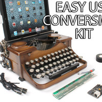 USB Typewriter Conversion Kit  Easy Install by usbtypewriter