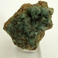 Mineral Specimen - Fluorite - Rogerley Mine, Frosterley, Weardale, Co. Durham, England, UK