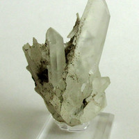 Mineral Specimen - Quartz - Spruce 17 Claim, near North Bend, King Co., Washington