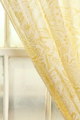 UrbanOutfitters.com &gt; Antoinette Damask Curtain