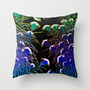 NATURAL LACE Throw Pillow by catspaws | Society6