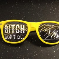 Printed Sunglasses- Many Colors