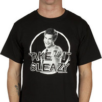 Take It Sleazy Adam DeMamp Shirt