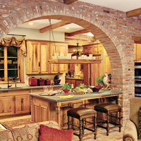 Kitchen Inspiration: Salvage Kitchen < Kitchen Inspiration - Southern Living