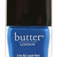  butter LONDON &#x27;3 Free&#x27; Nail Lacquer