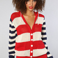 The Factory Knit Hooded Cardigan : Joyrich : Karmaloop.com - Global Concrete Culture