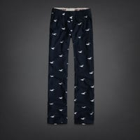 PONTO BEACH FLANNEL SLEEP PANTS
