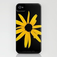 Every night I wait for spring to come iPhone Case by Romi Vega