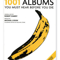 1001 Albums You Must Hear Before You Die at Urban Outfitters