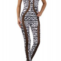 Tribal Contour BodysuitPurchase