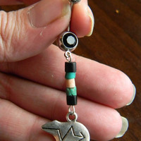 Zuni Bear Tribal Southwestern Native Inspired Belly Ring       (br024)