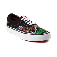 Vans Era Avengers Skate Shoe, Black White  Journeys Shoes