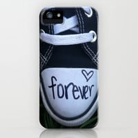 Forever iPhone Case by Amber Rose | Society6