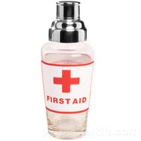 MARTINI SHAKER FIRST AID