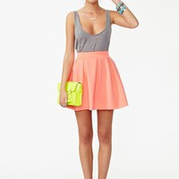 Scuba Skater Skirt
