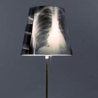 Sture Pallarp X-Ray lamps to light your room