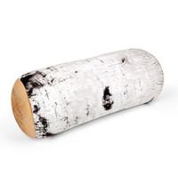 Kikkerland Design Inc   » Products  » Log Head Rest + Birch