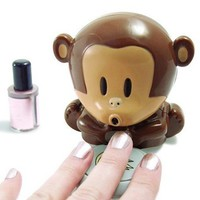 accessoryinlove — Cute Monkey Nail Drier