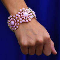 Budding Beauty Bracelet: Pale Pink | Hope&#x27;s