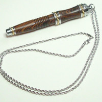 Magnetic Necklace Pen Cocobolo