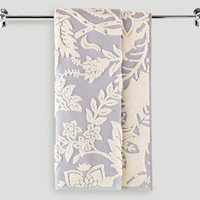 Tamara Sculpted Bath Towel | World Market