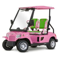 Lilly golf cart &lt;3