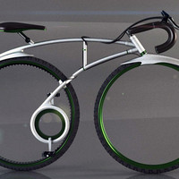 Racer Bike by Allen Chester G. Zhang » Yanko Design