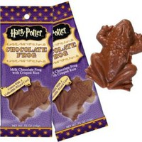 Harry Potter Chocolate Crispy Frog 2 Pack: Amazon.com: Grocery & Gourmet Food