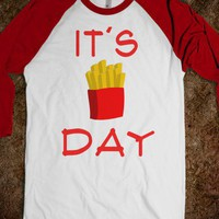 FRY-DAY - Random - Skreened T-shirts, Organic Shirts, Hoodies, Kids Tees, Baby One-Pieces and Tote Bags