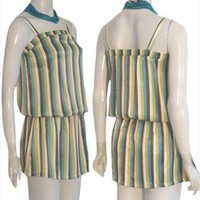 Soeni Nei Design 1960s Vintage Mini Dress