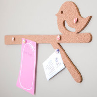 Bird Corkboard - See Jane Work