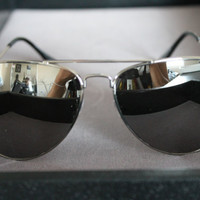 Aviator Classics Mirror shades by Accessorae on Etsy