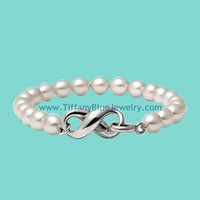 Find The Last Cheap Tiffany & Co Pearl Bracelet In Tiffanybluejewelry.com