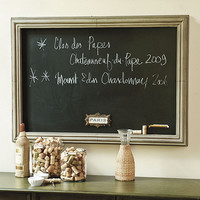 Rectangular Magnetic Chalkboard | Furniture | Ballard Designs