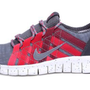 Nike Free Powerlines+ Womens Running Shoes 536185-006: Shoes