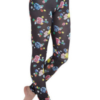 The Best of Gems Leggings | Mod Retro Vintage Pants | ModCloth.com