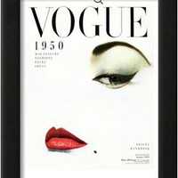Vogue Cover- January 1950