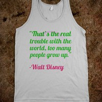 Walt Disney - The Unique Boutique - Skreened T-shirts, Organic Shirts, Hoodies, Kids Tees, Baby One-Pieces and Tote Bags