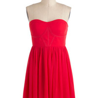 Will Ruby Mine Forever? Dress | Mod Retro Vintage Dresses | ModCloth.com