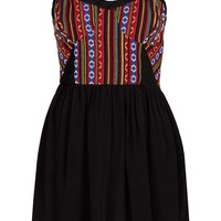 Mexican Bodice Sundress - Festival Shop - Collections - Topshop USA