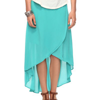 Tulip Tail Skirt | FOREVER21 - 2015036360