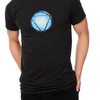 Marvel Iron Man Arc Reactor T-Shirt - 10007867