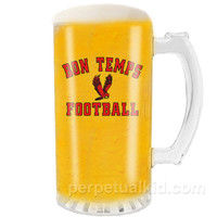 TRUE BLOOD BON TEMPS FOOTBALL BEER MUG